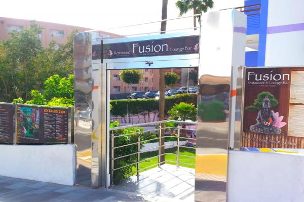 Fusion Restaurant & Lounge Bar