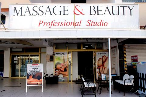 Massage & Beauty - Professionelles Studio